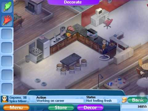 Virtual Families 2 Cheats