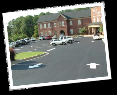 asphalt paving Atlanta