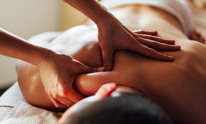 massage therapy for body
