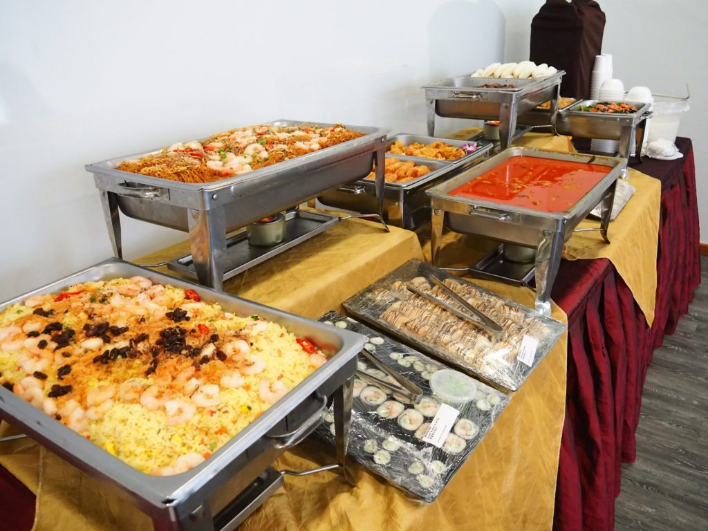 buffet catering perth