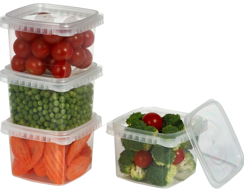 freezer to microwave containers